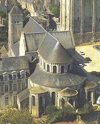 Beaugency abbaye