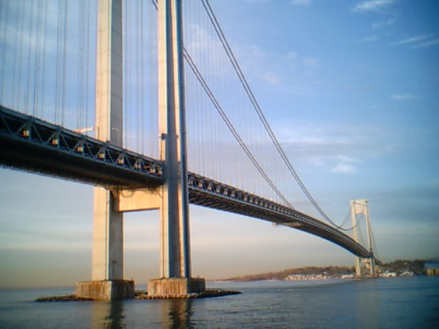 Verrazano-Bridge-Dawn
