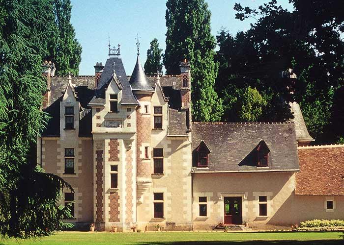Clip art chateau troussay
